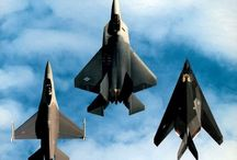 Fighter Jets and Planes / by Ty Hansen