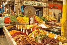 ארץ ישראל שלי יפה וגם פורחת... / Things I miss in Israel  / by Jazmon DuBrow