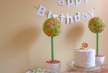 Birthday party ideas / by Grietjie Thorne