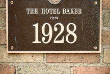 Alaina Beres/Liam O'Rourke Wedding / Vintage Style / by Hotel Baker