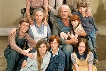 THE WALTONS / by Alice Ybarbo