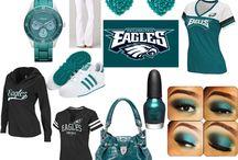 Philadelphia EAGLES / by Janice Schrenzel