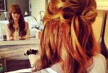 Cute hair / by Emmaleigh Hoard