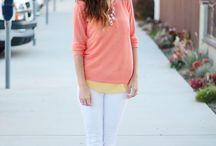 My Style - Teacher Outfits / by Jennifer