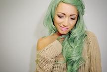 i am my hair / by Kelley Foley