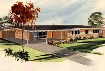 Nostalgic architecture, home decor, etc. / by keith