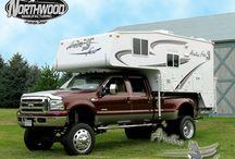 CamperPortal - Truck Campers / Truck Campers / by Campers Camperpress