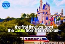 Disney World <3 / by Jordan