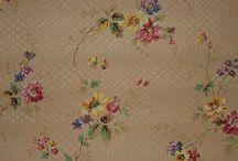 Floral Vintage Wallpaper / by Rosie's Vintage Wallpaper