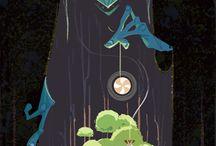 illustration  / by Gaston Imai