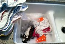 Cloth Diapering / by Melissa Witt