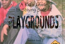 Safety / These are children's books about safety: at home, at play, or in the community. / by Charles & Renate Frydman Educational Resource Center