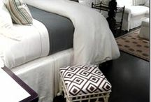 Bedroom inspiration {new home} / by Tiffany Walker