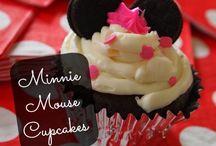 cupcakes temáticos / by Leslie  Amparo López