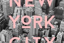 New York / by Tina Marsh