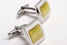 cheap cufflinks / by Benny White