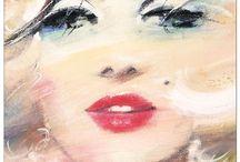 *.*MaRiLyN / Marilyn Monroe / by CheRiBa:: :::::::::::::::::::