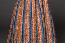 P: 19th Century Quilted Petticoats / by Ava Perls