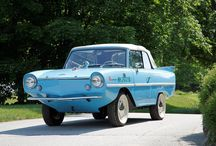 Amphicar / by Randy Curry