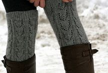 Boot socks/leg warmers / by Brenda