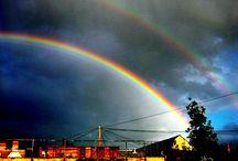 Somewhere over the rainbow / by Autina Celi Silva
