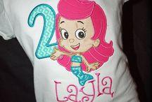 Laylas's 2nd birthday! / by Brooke Keziah