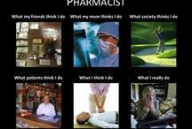 "Pharmacy / should this be under ""humor"" or ""my life""? haha / by Dana Billings Albers"