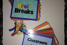 Classroom-Brain Breaks / by Katie