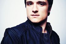 Jawsh Hotcherson Obsession / Yeah, you can say I'm a bit obsessed. Not in a creepy stalker type way. But maybe slightly. Everything JHutch. The Hutch. Jawsh. The cutie pie that is Josh Hutcherson.  / by Amanda Goins