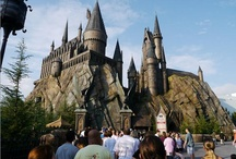 Universal Orlando / Great family vacations at Universal Orlando  / by Jennifer Wagner