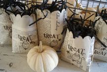 Halloween / Spooky treats & Ideas for one of my favourite holidays, Halloween. / by Styleesas Closet