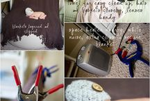 Newborn/maternity sessions / by Emily Napier