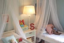Girls room idea / by Callie Hays