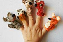 Pequeños detalles en crochet / by Elena Expósito