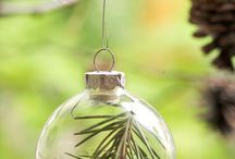 Christmas ornaments_DIY or pinspiration / by Michelle Hambly