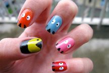 Nail Me Whenever / Nails- Manicure- pedicure-colors-cute-fun-Nails / by Jade Montgomery-Waardenburg