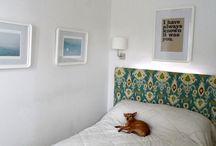 guest room / by Kathryn Humphreys