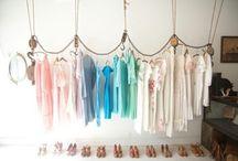 closet organization  / by Rebekah Lyn