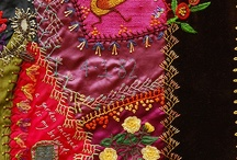 Quilts - Crazy / by Lindee Miller Goodall