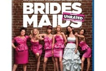 "Bridesmaids / ""Gut-bustingly funny. Bridesmaids gets an A!!!"" (Owen Gleiberman, Entertainment Weekly) From the producer of Superbad, Knocked Up and The 40-Year-Old Virgin comes the breakout comedy critics are calling ""brazenly hysterical!"" (Alynda Wheat, People)  Thirty-something Annie (Kristen Wiig) has hit a rough patch but finds her life turned completely upside down when she takes on the Maid of Honor role in her best friend Lillian's (Maya Rudolph) wedding. In way over her head but determined to succeed, / by Universal Studios Entertainment"