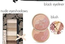 Makeup Kit & Storage / by Ariel Treadway