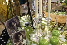 Table scape / by Janeen Home Decor