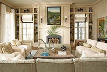 Bookcase love / by Courtney French Country Cottage