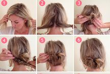 Easy Hair / by Liz Devereux-Hurley