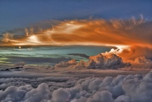 Nuages, Clouds, Nuvole / by Yves Landry