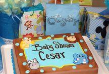 Baby shower boy / by Fuensanta de Cabral