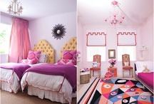 KaMora's big girl room / by Tricee xoxo