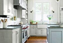 Kitchen Ideas & Inspiration / by Tammy Fossa