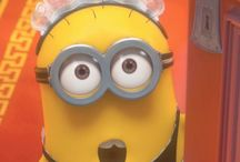 Minions are Awesome! / by Memarie Steeves