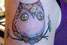 Amazing tattoos! / by Heather Loriss Scott